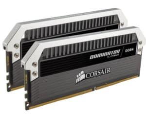 Corsair Dominator Platinum 16GB (2x 8GB) DDR4 3200MHz Memory