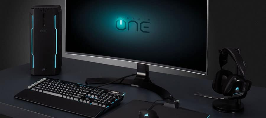 PC Gamer Corsair One Pro Ti