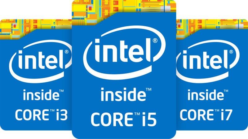 processeurs intel