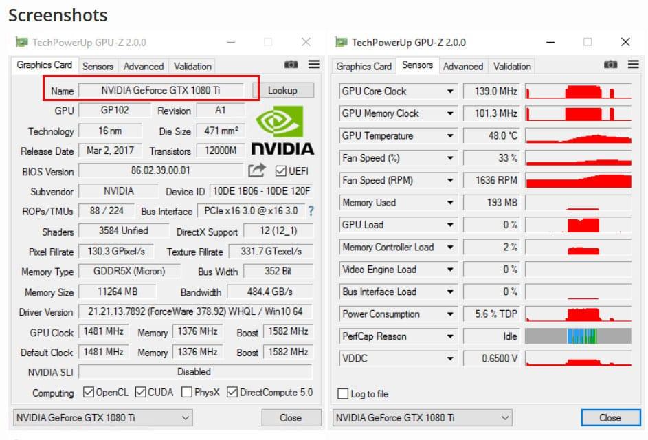 screenshot-GPU-Z