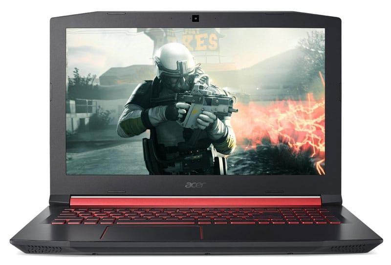 Acer Nitro 5 AN515-51-50DX vue de face
