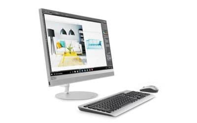 Lenovo Ideacentre AIO 520-22IKU tout-en-un