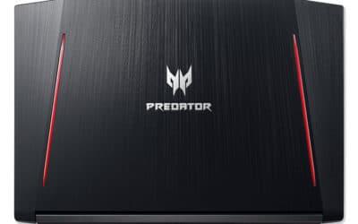 Acer Helios 300 en test