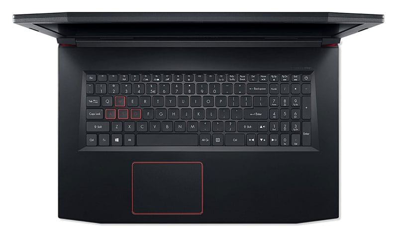 Clavier Acer Helios 300