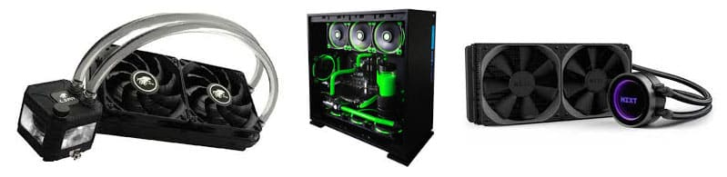 Guide des meilleurs systèmes de refroidissement liquide pour pc