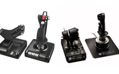 Les 8 meilleurs joystick pour la simulation de vol sur PC