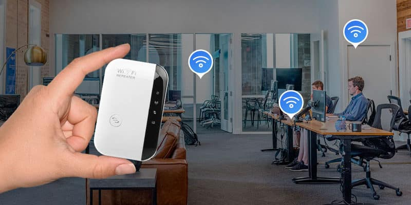 Wifi Ultraboost – Répéteur Wifi