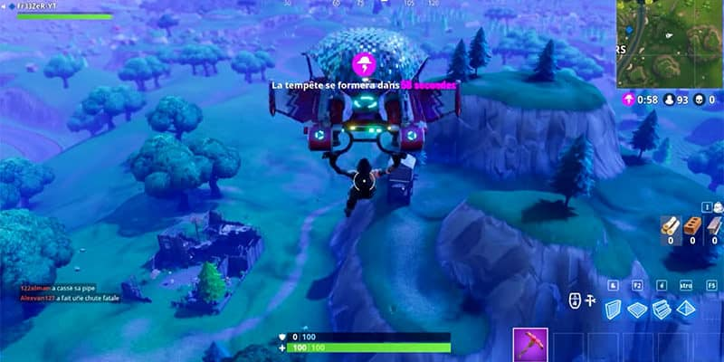 Installer Fortnite sur son pc