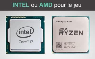 Les processeurs de bureau AMD et INTEL de 2021 : quels processeurs sont les meilleurs ?