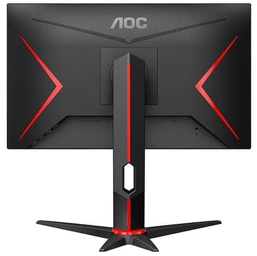 AOC-24G2-moniteur-gaming-vue-de-dos