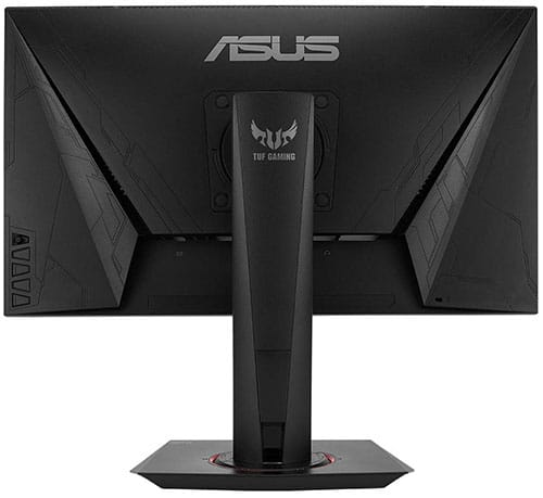 Asus-TUF-Gaming-VG259Q-Ecran-PC-Gamer-vue-de-dos