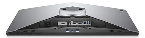 Dell Alienware-AW2518HF-Ecran-de-PC-Gaming-vue-de-dessous