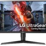 LG 27GL850 : 1440p 144Hz 1ms IPS FreeSync écran gaming