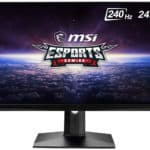 MSI MAG251RX : moniteur de jeu 1080p 240Hz IPS FreeSync