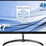 Philips 276E8VJSB : le moniteur IPS 4K le moins cher