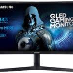 Samsung C24FG73 : moniteur de jeu incurvé FreeSync 1080p 144Hz