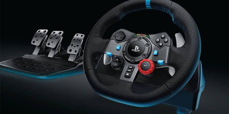Meilleur volant de course ou de direction pour PC, Xbox One ou PS4