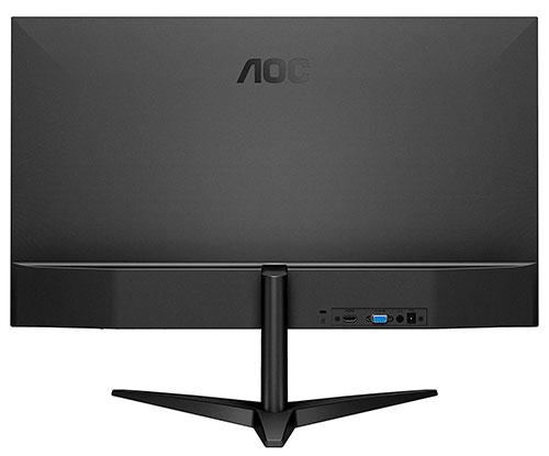 AOC-24B1H-écran-Plat-de-PC-vue-de-dos