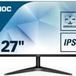 AOC 27B1H : écran gaming 1080p IPS Ultra-Slim petit prix