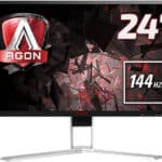 AOC AG241QX : moniteur gaming 1440p 144Hz 1ms FreeSync