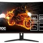 AOC CQ32G1 :  écran de jeu incurvé 1440p 144Hz 1ms MPRT FreeSync