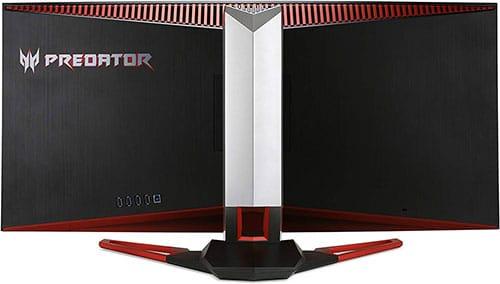 Acer-Predator-Z35-écran-Plat-de-PC-Ultra-Wide-Quad-HD-LED-incurvé-vue-de-dos
