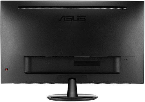 Asus-VP28UQG-Ecran-PC-Gaming-eSport-4K-vue-de-dos
