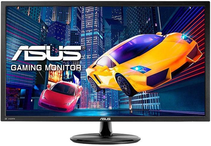 Asus-VP28UQG-Ecran-PC-Gaming-eSport-4K