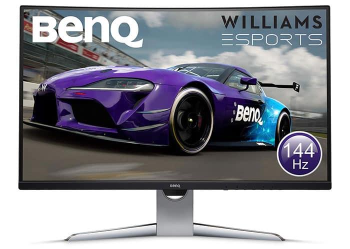 BenQ-EX3203R-Écran-Gaming-incurvé