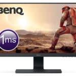 BenQ GL2580H : moniteur gaming 1080p petit prix