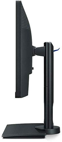 BenQ-PD2500Q-Moniteur-25-pouces-2560×1440-QHD-vue-de-profil