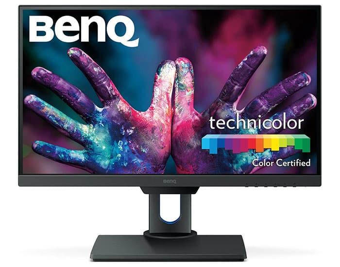 BenQ-PD2500Q-Moniteur-25-pouces-2560×1440-QHD
