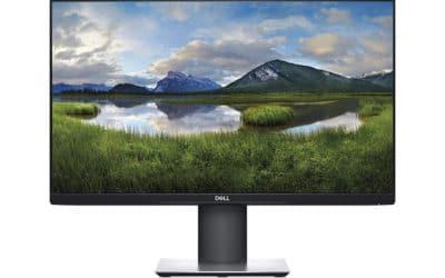 Dell P2419H : moniteur IPS Full HD avec une connectivité étendue et ergonomie