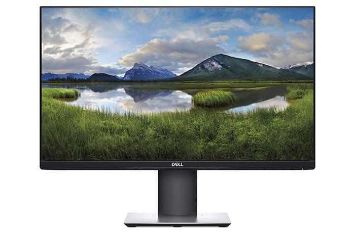 DELL-P2419H-23.8-pouces-Full-HD-LED-Mat-Plat-Noir-écran-plat-de-PC
