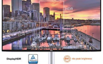 Dell S2419HM : moniteur IPS Full HD HDR FreeSync