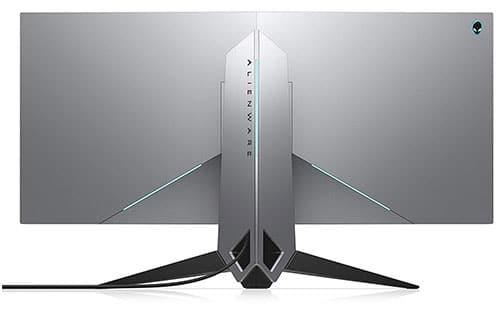 Dell-Alienware-AW3418DW-Ecran-de-Jeu-Incurvé-vue-de-dos