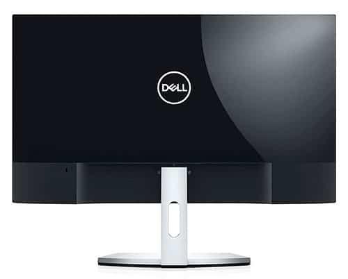 Dell-S2419H-Ecran-plat-de-PC-24-pouces-Full-HD-1920-x-1080-60-Hz-vue-de-dos