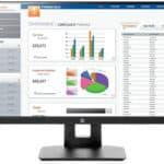 HP VH240a : moniteur IPS pas cher 1080p avec un support ergonomique