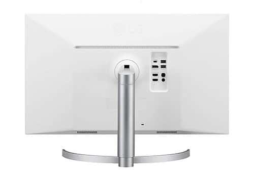 LG-27UK850-W-Écran-PC-27pouces-UHD–3840×2160-Dalle-IPS-vue-de-dos