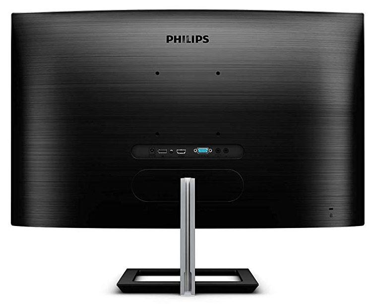 Philips-328E1CA-écran-Plat-de-PC-80-cm-4K-Ultra-HD-LCD-Incurvé-vue-de-dos