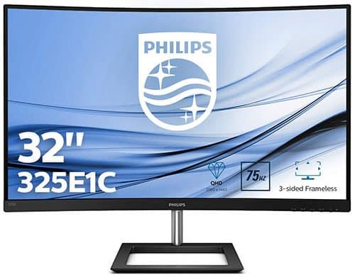 Philips-E-Line-325E1C-écran-Plat-de-PC