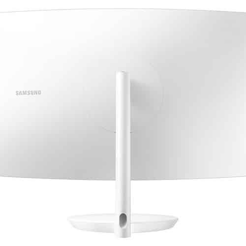 Samsung-C27H711-27-pouces-écran-incurvé-vue-de-dos
