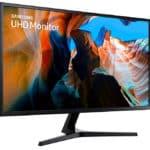 Samsung U32J590 : moniteur de jeu 4K UHD FreeSync à prix abordable