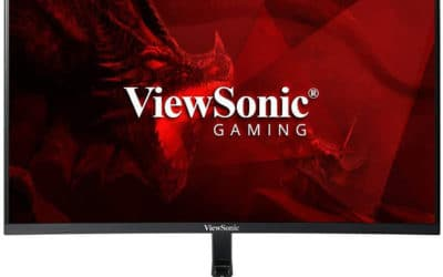 ViewSonic VX2758-2KP-MHD : moniteur de jeu 1440p 144Hz IPS FreeSync