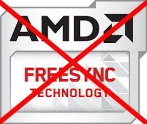 no-freesync