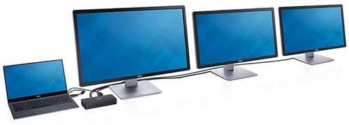 pc-portable-branché-3-écrans