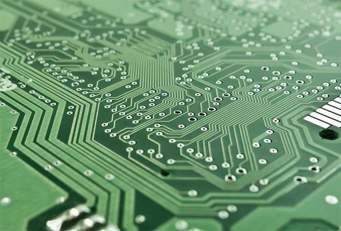 Circuit Intégré Processeur