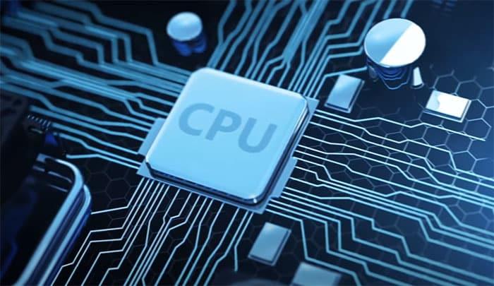 Intel Lakefield Processeur 5 Coeurs