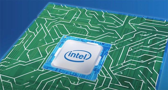 Processeur Intel Assemblé