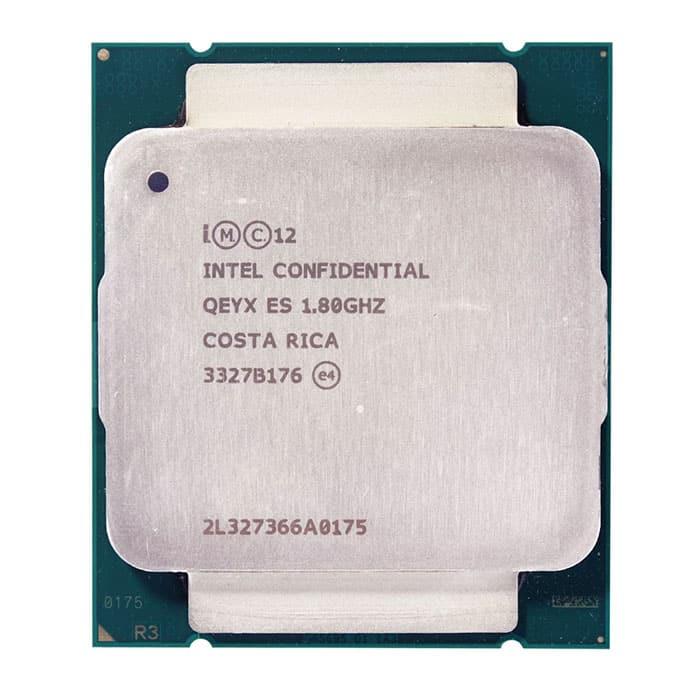 Processeur Es échantillon Ingénérie Intel